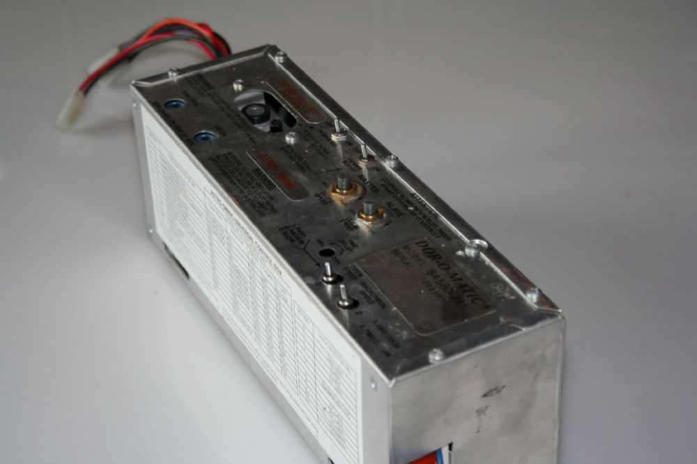 Ingersoll Rand High voltage control unit